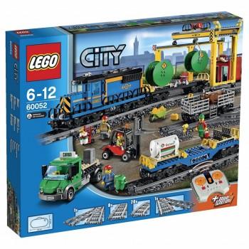 LEGO City Грузовой поезд 60052