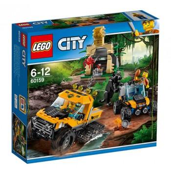"""LEGO City  Миссия """"Исследование джунглей"""" 60159"""