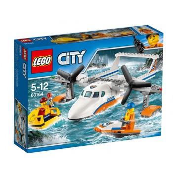 LEGO City  Спасательный самолет береговой охраны 60164