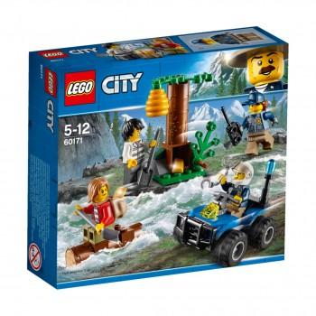 LEGO City Беглецы в горах 60171