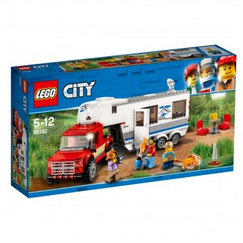 LEGO City Пикап и фургон 60182
