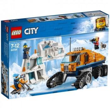 LEGO City Грузовик ледовой разведки 60194