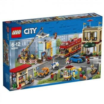 LEGO City Столица 60200