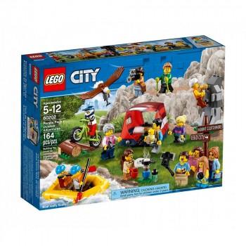 LEGO City Любители активного отдыха 60202