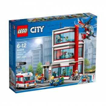 LEGO City Городская больница LEGO® City 60204