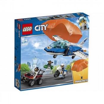 Конструктор LEGO City Воздушная полиция: арест парашютиста 60208