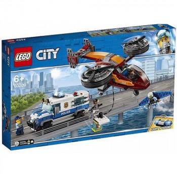LEGO City Воздушная полиция: кража бриллиантов 60209