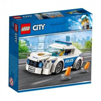 LEGO City Автомобиль полицейского патруля 60239