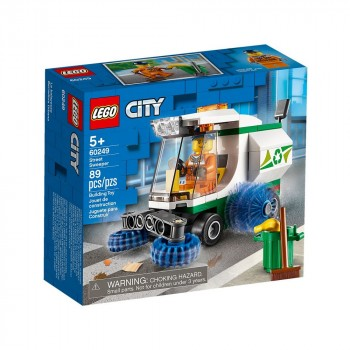 LEGO City Машина для очистки улиц 60249