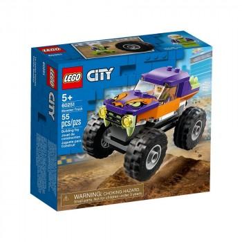 LEGO City Монстр-трак 60251