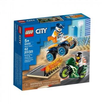 LEGO City Команда каскадёров 60255
