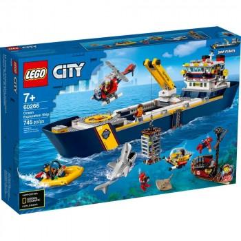 LEGO City Океан: исследовательское судно 60266