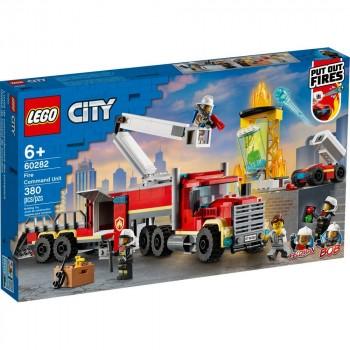 Конструктор LEGO City Команда пожарных 60282