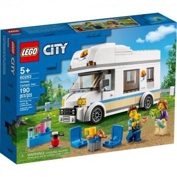 Конструктор LEGO City Отпуск в доме на колесах 60283