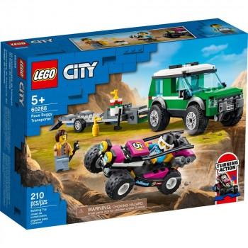 Конструктор LEGO City Транспортировка карта 60288