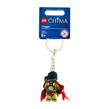 "LEGO Chima Брелок ""Крагер"" (6031657)"