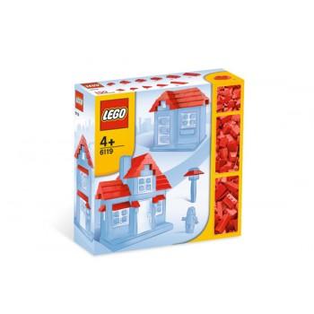 Конструктор LEGO Bricks & More Черепица на крыше