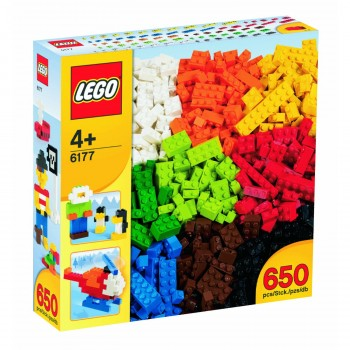 LEGO  Bricks & More Базовые элементы. Делюкс.