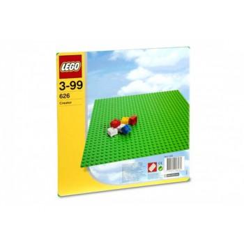 Конструктор LEGO Bricks & More Базовая строительная доска (зеленая)