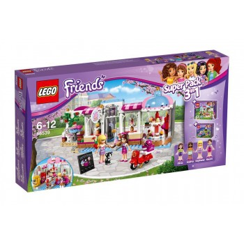 """LEGO Friends Комбинированный набор """"3 в 1"""" 66539"""