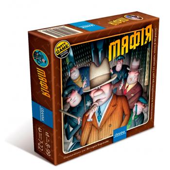 Настольная игра Granna Мафия 80841