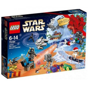 LEGO Star Wars TM Новогодний календарь LEGO® Star Wars™ 75184