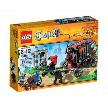 LEGO  Castle Побег с золотом