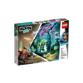 LEGO Hidden Side Лаборатория призраков Джей Би 70418