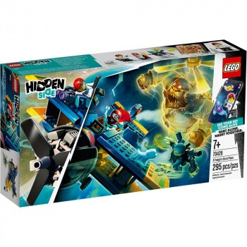 LEGO Hidden Side Трюковый самолёт Эль-Фуэго 70429