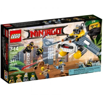 "LEGO Ninjago Бомбардировщик ""Морской дьявол"" 70609"