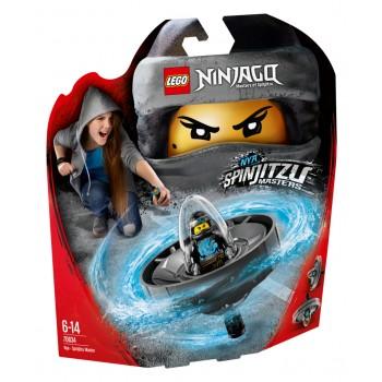 LEGO Ninjago Мастер спин-джитсу Ния 70634