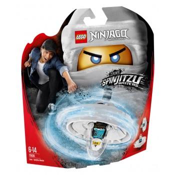 Конструктор LEGO Ninjago Мастер спин-джитсу Зейн 70636