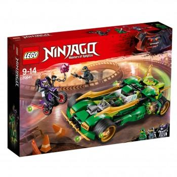 Конструктор LEGO Ninjago Внедорожник ниндзя 70641