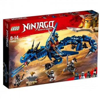 Конструктор LEGO Ninjago Вестник бури 70652
