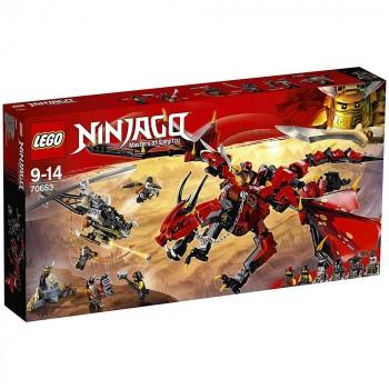 LEGO Ninjago Первый страж 70653