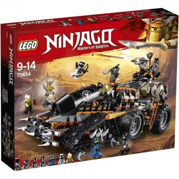LEGO Ninjago Стремительный странник 70654