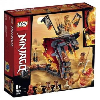 LEGO Ninjago Огненный клык 70674