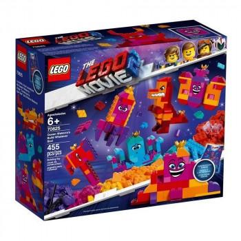 LEGO Movie 2 Шкатулка королевы Многолики «Собери что хочешь» 70825