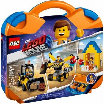 Конструктор LEGO Movie 2 Набор строителя Эммета! 70832
