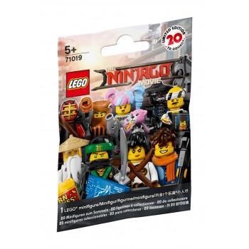 Конструктор LEGO Minifigures Конструктор LEGO® NINJAGO® MOVIE™ 71019
