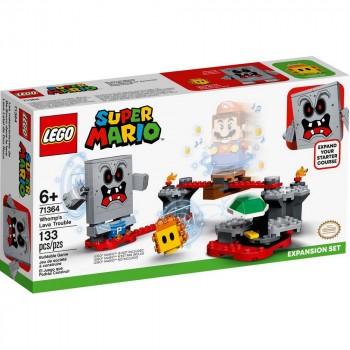 LEGO Super Mario Неприятности в крепости Вомпа. Дополнительный набор 71364