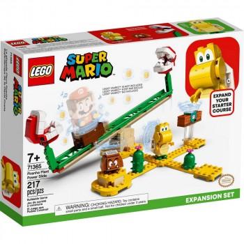 Конструктор LEGO Super Mario Мощная атака Растения-пираньи. Дополнительный набор 71365
