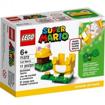 Конструктор LEGO Super Mario Марио-кот. Набор усилений 71372