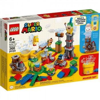 Конструктор LEGO Super Mario Твои уровни! Твои Приключения! 71380