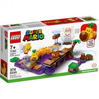 Конструктор LEGO Super Mario Дополнительный набор «Ядовитое болото егозы» 71383