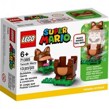 Конструктор LEGO Super Mario Набор усилений «Марио Тануки» 71385