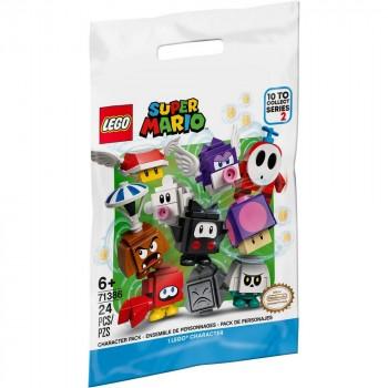 Конструктор LEGO Super Mario Фигурки персонажей: серия 2 71386