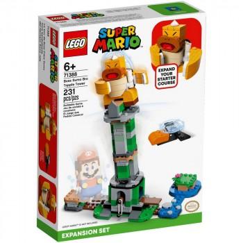 Конструктор LEGO Super Mario Дополнительныйнабор «Падающая башня босса братца-сумо» 71388