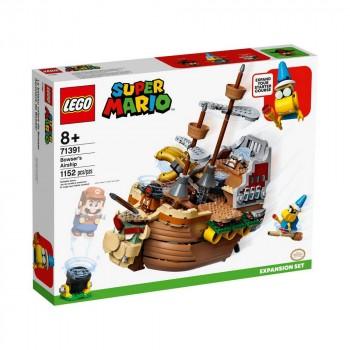 Конструктор LEGO Super Mario Дополнительный набор «Летучий корабль Боузера» 71391