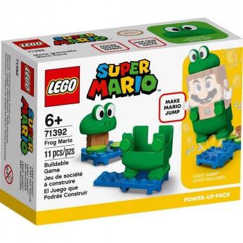 Конструктор LEGO Super Mario Набор усилений «Марио-лягушка» 71392